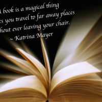 A Book is a Magical Thing....