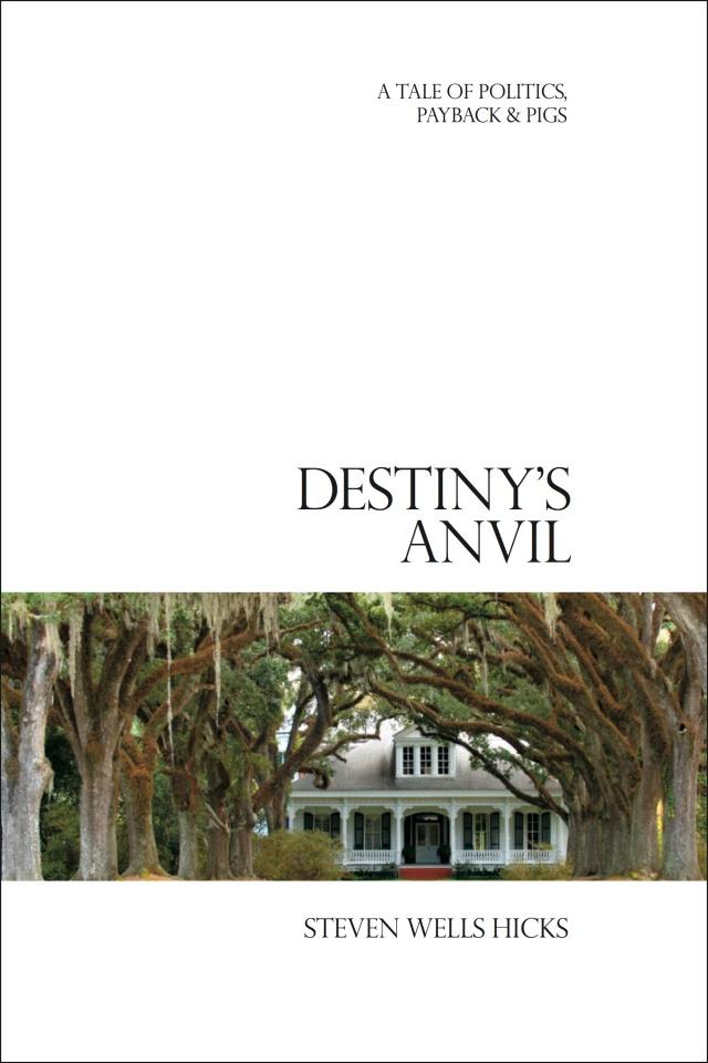 Destiny's Anvil Book Cover