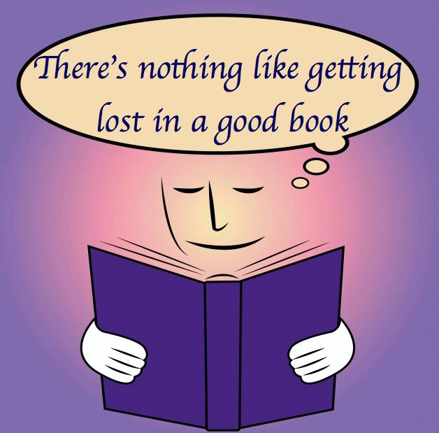 GettingLostInABook