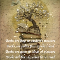 Books Are Keys....