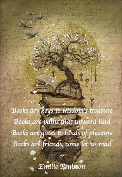 Books are keys