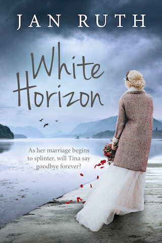 White Horizon Cover LARGE EBOOK