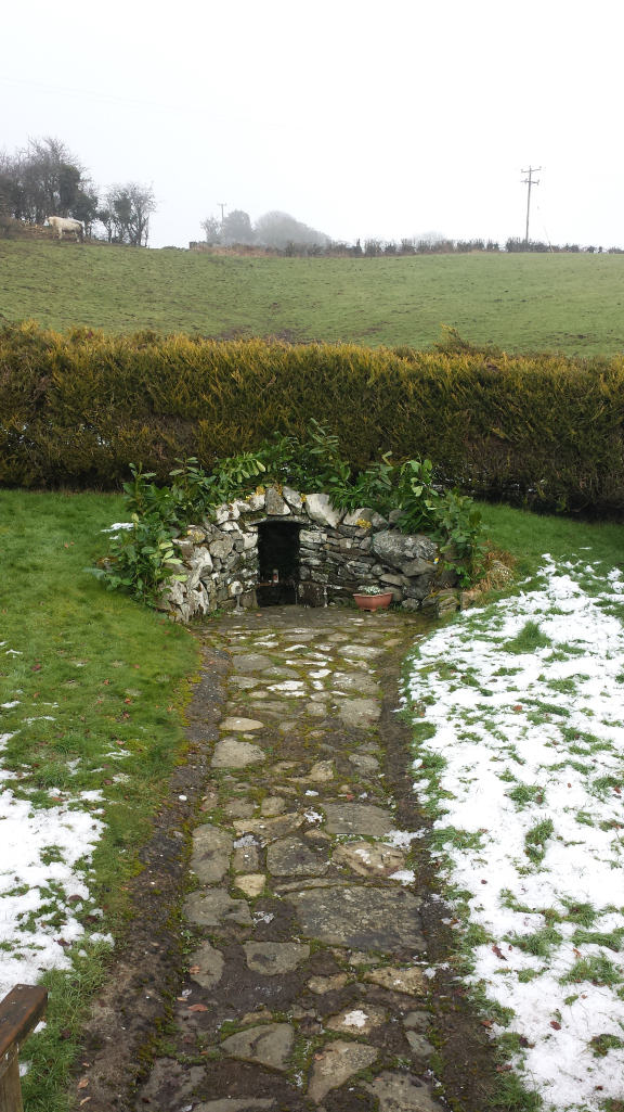 St Brigid's Well, Lisnabantry, Co Cavan.