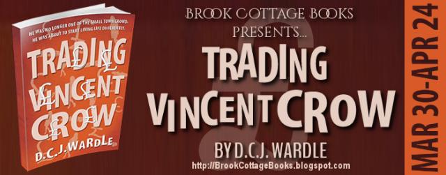 Trading Vincent Crow Tour Banner