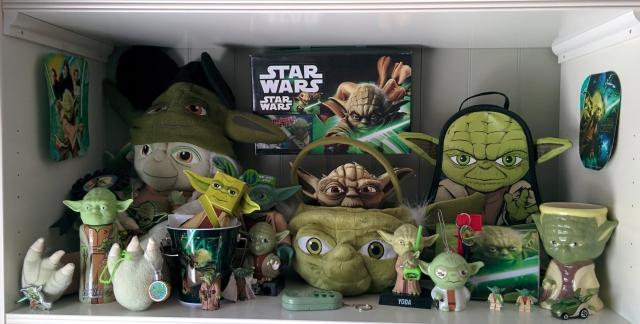 Yoda collection