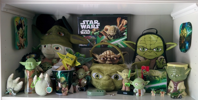 Yoda collection