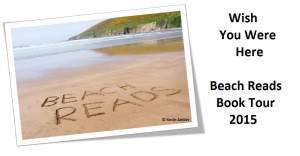 Beach Read Postcard