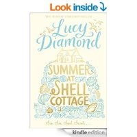 Friday Five Challenge ~ Summer at Shell Cottage by Lucy Diamond
