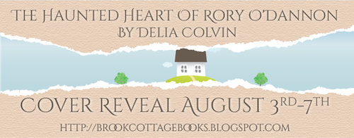 The Haunted Heart of Rory ODannon Reveal Banner