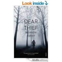 FridayFiveChallenge ~ Dear Thief by Samantha Harvey ~ BuyorPass