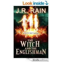 Friday Five Challenge ~ Buy or Pass ~ The Witch and the Englishman by JR Rain