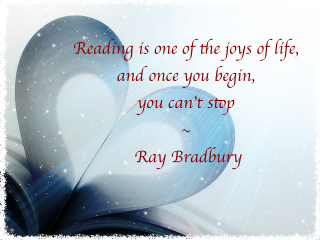 #Reading Is A Joy….. #quote #books