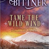 #FridayFiveChallenge ~ Tame The Wild Wind by Roseanne Bittner @rosieamber1 #histfic #romance