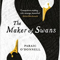 #FridayFiveChallenge ~ BuyorPass ~ The Maker of Swans by Paraic O'Donnell @rosieamber1