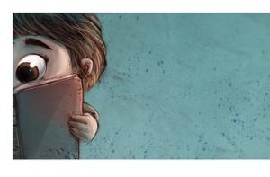 nio con libro leyendo