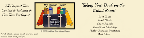 My Book Tour Website Banner