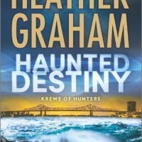 Haunted Destiny (Krewe of Hunters #18) by Heather Graham ~ #Paranormal investigators #SundayBlogShare