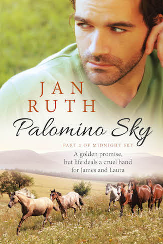 Palomino Sky Cover LARGE EBOOK