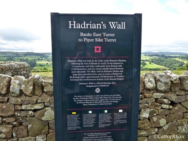 Cumbria - Hadrian'sWall1