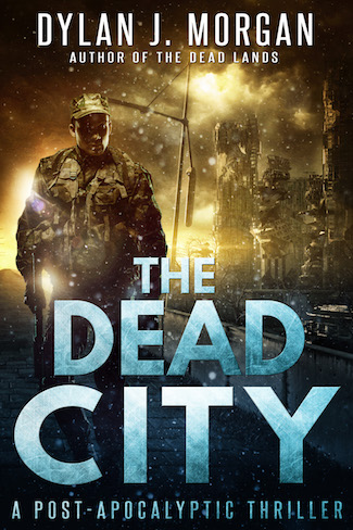 2016-374 eBook Dylan J Morgan, The Dead City