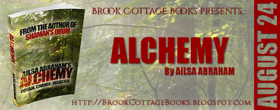 Alchemy Tour Banner