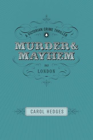 thumbnail_Murder_Mayhem Kindle BC 6x9_BW_270