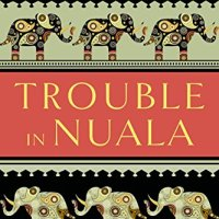 Trouble In Nuala (The Inspector de Silva Mysteries Book 1) by Harriet Steel #RBRT Set in 1930s Ceylon