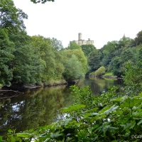 #WordlessWednesday ~ Lovely river walk in #Warkworth #Northumberland #Photography