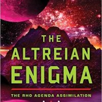 The Altreian Enigma (Rho Assimilation Book 2) by Richard Phillips @RhoAgenda #TuesdayBookBlog