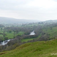 #WordlessWednesday ~ High Force & the River Tees ~ County #Durham