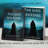 #Spotlight & #Excerpt ~ The Lost Sentinel by Suzanne Rogerson #BlogTour @rogersonsm