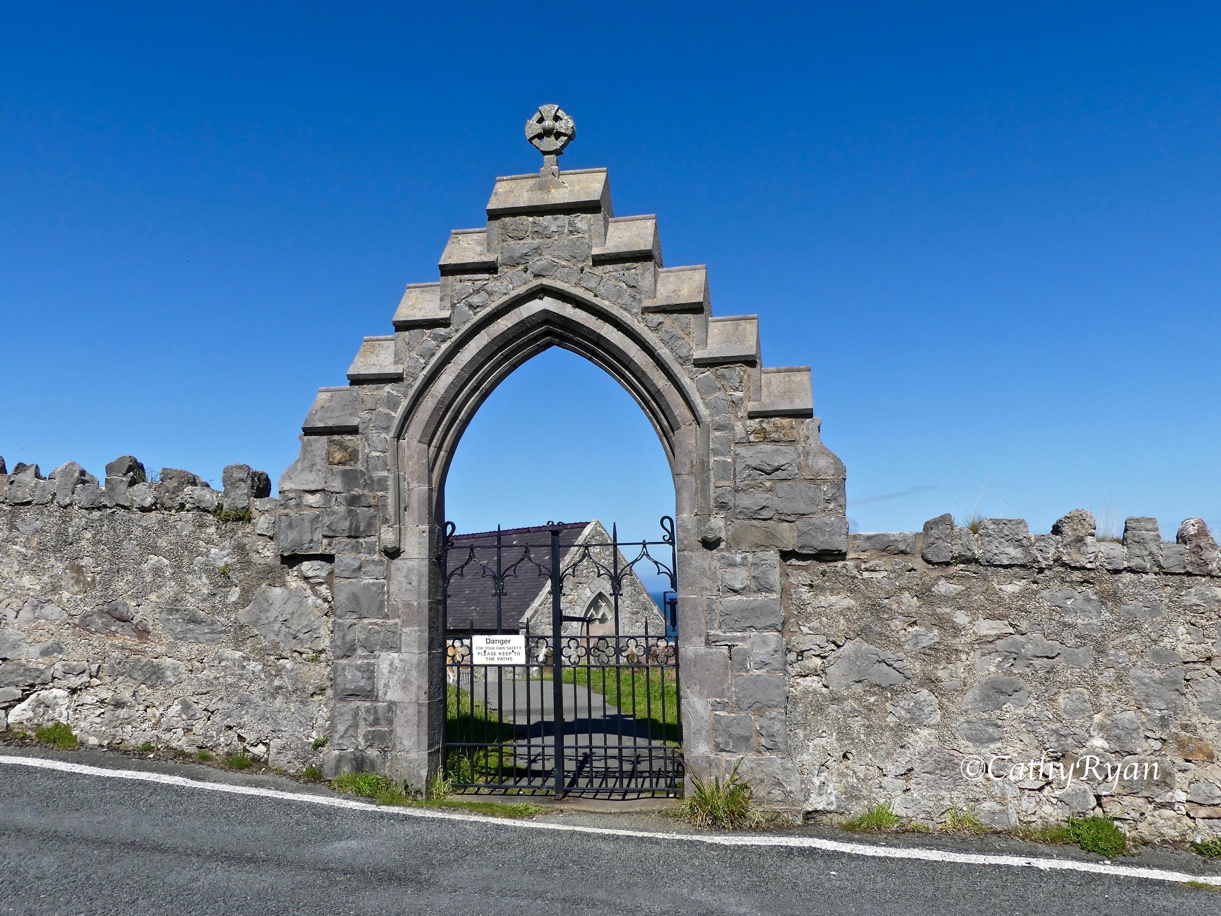 St Tudno's #Church #Photography #SundayBlogShare ~ Exploring the Great Orme