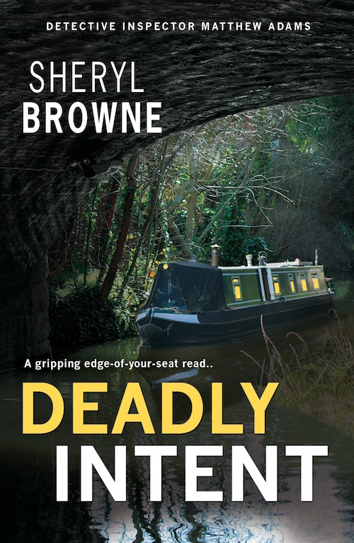 Cover Reveal Tour & #Extract ~ Deadly Intent by @SherylBrowne #Giveaway @BrookCottageBks