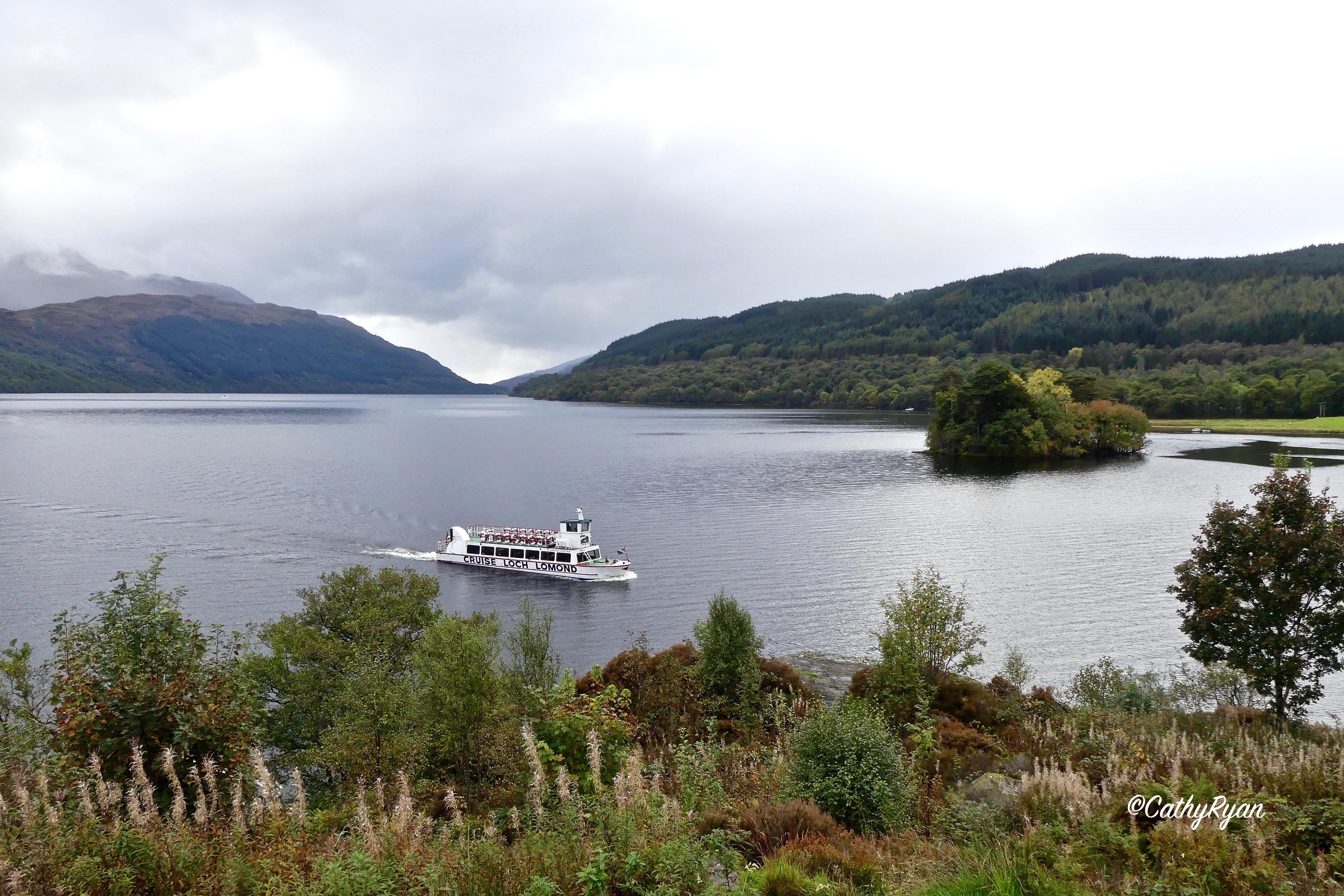 #WordlessWednesday ~ Loch Lomond #Photography #Scotland