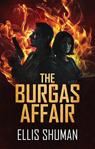 Spotlight on The Burgas Affair by Ellis Shuman #Extract @ellisshuman