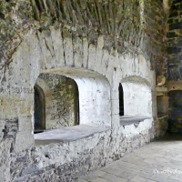 Almost #WordlessWednesday ~ Doune Castle #Photography