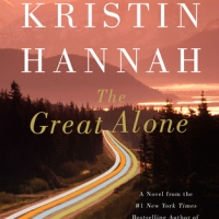 The Great Alone by Kristin Hannah ~ An intense family #drama set in Alaska #AudioBookReview #FridayReads #KristinHannah