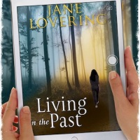 Living in the Past by @janelovering #ContemporaryFiction #TimeSlip set in Yorkshire @ChocLituk @rararesources #FridayReads
