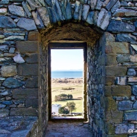 #WordlessWednesday ~ Harlech Castle #Photography