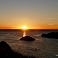 #WordlessWednesday ~ Sunset at Llanddwyn Island #Anglesey #Photography