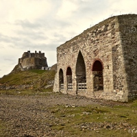 Industry on The Holy Island of Lindisfarne  #Photography