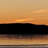 #SilentSunday ~ Sunset from Newborough Beach, Anglesey #Photography #SundayBlogShare