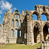 Whitby Abbey Ruins #Photography Yorkshire