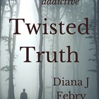 Twisted Truth (Peter Hatherall Book 5) by @DianaJFebry ~ Contemporary Crime Fiction reviewed for #RBRT #FridayReads