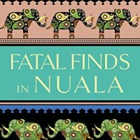 Fatal Finds in Nuala (An Inspector de Silva Mystery) by @harrietsteel1 #CosyMystery set in 1930s Ceylon #RBRT