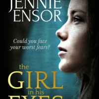 The Girl In His Eyes by Jennie Ensor ~ Hard Hitting #PsychologicalThriller @BloodhoundBook @Jennie_Ensor