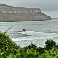 RNLI Demonstration #Photography @RNLI_Llandudno