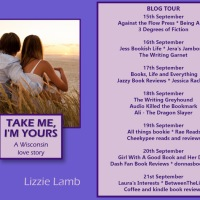 #BookReview ~ Take Me, I'm Yours by Lizzie Lamb 'A Wisconsin Love Story' @rararesources @lizzie_lamb #FridayReads