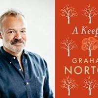A Keeper by Graham Norton ~ Contemporary/Historical Fiction & Family Drama set in Ireland @grahnort #TuesdayBookBlog