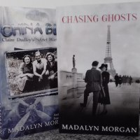 Chasing Ghosts (The Dudley Sisters #6) by Madalyn Morgan #BlogTour #Giveaway @rararesources #HistFic @ActScribblerDJ